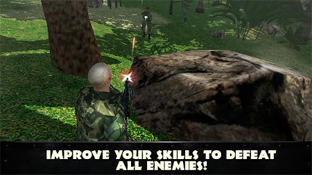 Jungle Commando 3D: Shooter 1.5 screenshot 640980