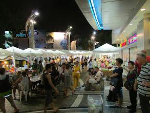 Photo: Night market