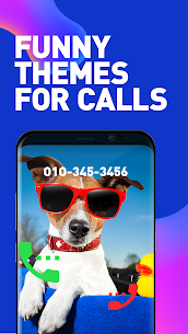 S9 style theme for Samsung, full screen caller ID App Download For Android 6