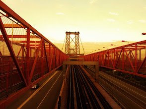 Photo: Williamsburg Bridge Left