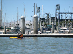 Photo: AT&T Park in the background