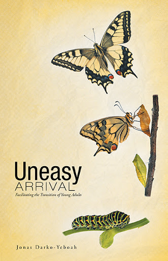 Uneasy Arrival cover