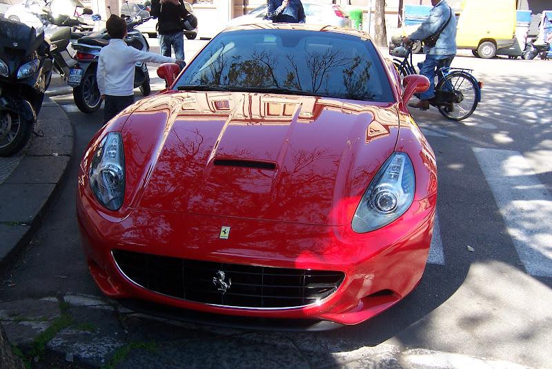 Ferrari d'epoca di TexWiller