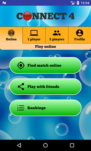 Connect 4 Online - Play four in a row 2.4.5 screenshots 6
