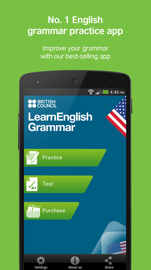 LearnEnglish Grammar (US ed.) - screenshot