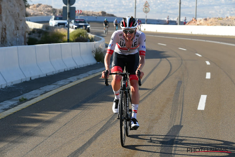 Tourselectie UAE Team Emirates is rond: Tadej Pogacar is het speerpunt