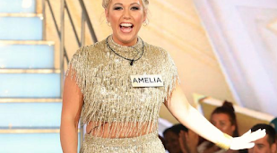 Amelia Lily and Sam Thompson don't talk