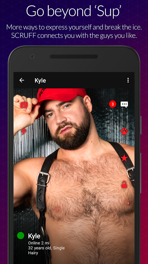 Rock dating app