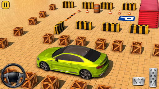Télécharger Gratuit Car Parking Driving School: Free Parking Game 3D mod apk screenshots 4