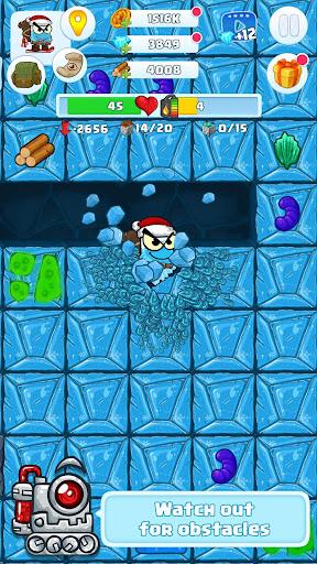 Digger 2: dig and find minerals screenshots 3