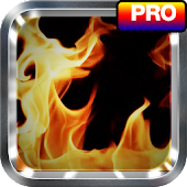 Fire Live Wallpaper Pro