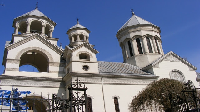 Armenian Church in Bucharest