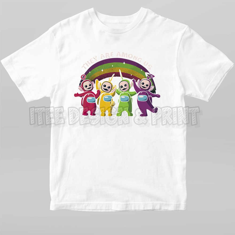 They Are Among Us Funny Teletubbies Game Impostor 7