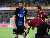 Quatre joueurs du Club de Bruges, Mechele, Dennis, Ricca et Balanta ont des problèmes intestinaux avant la finale de Coupe