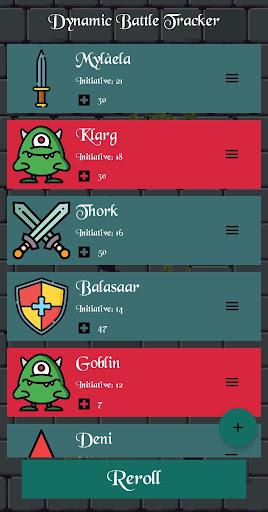 Orcs Attack! | D&D Initiative Tracker & Generators 1.0.4 screenshots 2