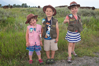 Photo: Adorable French-Canadian kids