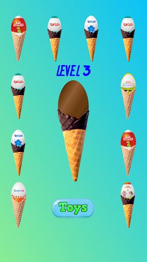 Ice Cream Surprise Eggs apktram screenshots 4
