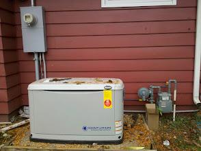 Photo: 20 KW generator