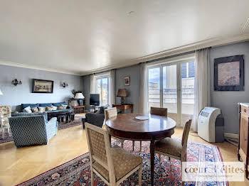 Appartement 5 pièces 117,72 m2