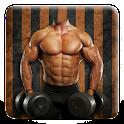 Gym Body Photo Montage FREE icon