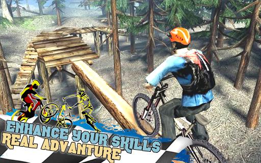 BMX Boy Bike Stunt Rider Game 1.0.3 screenshots 1