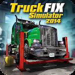 Truck Fix Simulator 2014 Icon