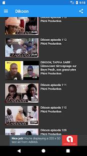 SERIE TV SENEGAL - náhled