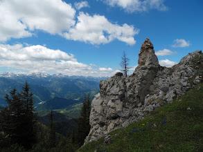 Photo: ...iz ove perspektive, moj je veči he he..(lijevo srednji vrh Hochreichart 2416 Seckauer Alpe)