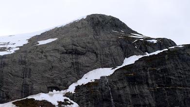 Photo: Nordre Kringla og skaret ned frå Søndre