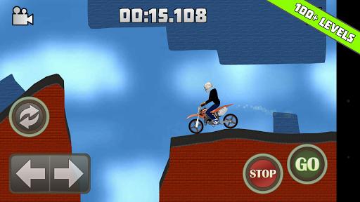 Dead Rider Lite  screenshot 1
