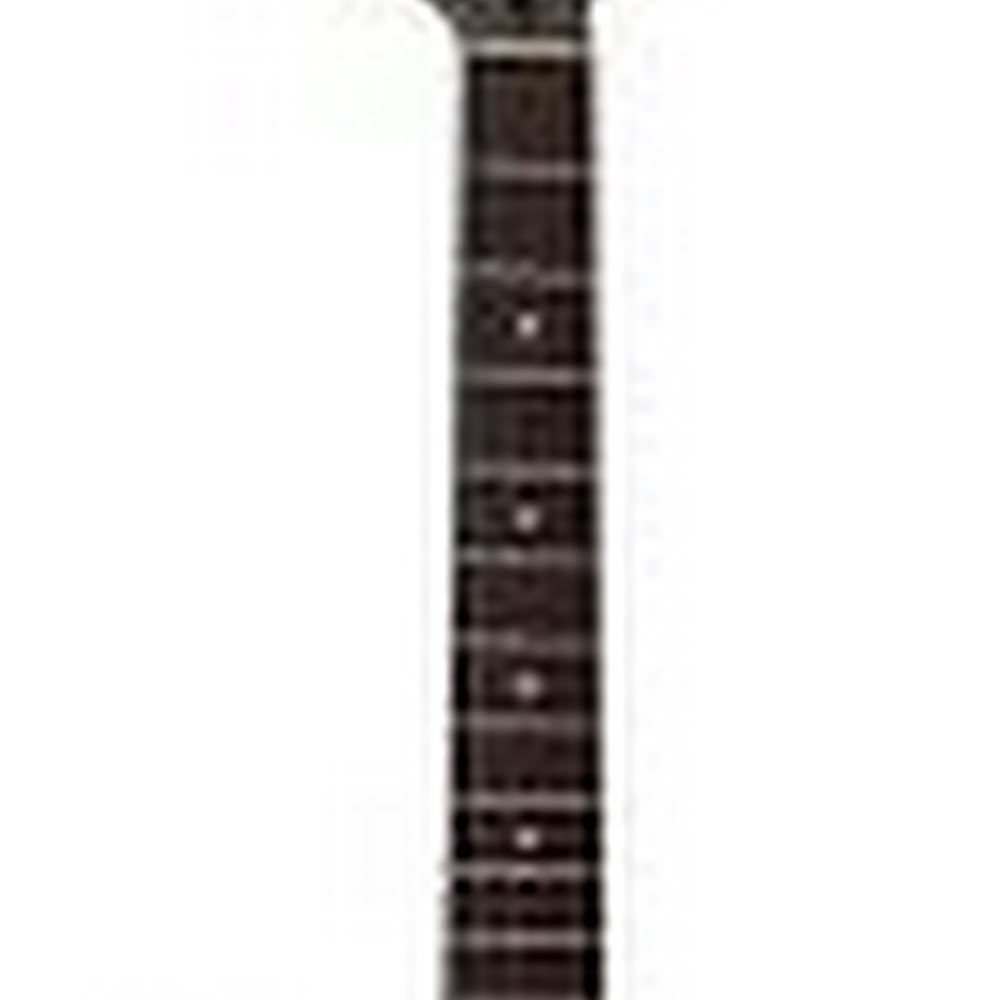 Chitarra elettrica nera in massello stile stratocaster Gilmour