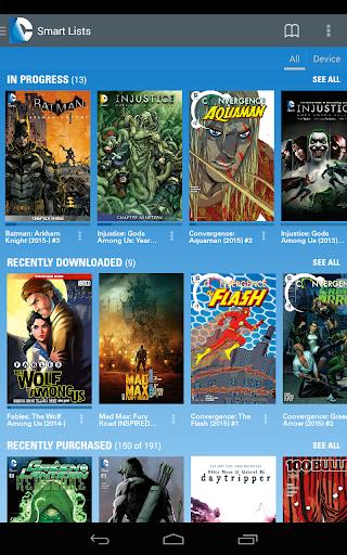 DC Comics  screenshots 14