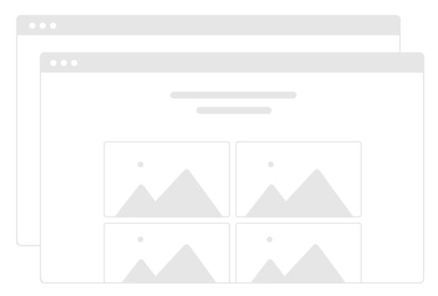 Logiciel de création de site et portfolio