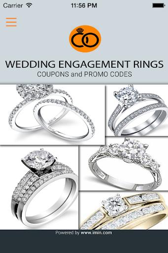 Wedding Engagement Rings–Im in