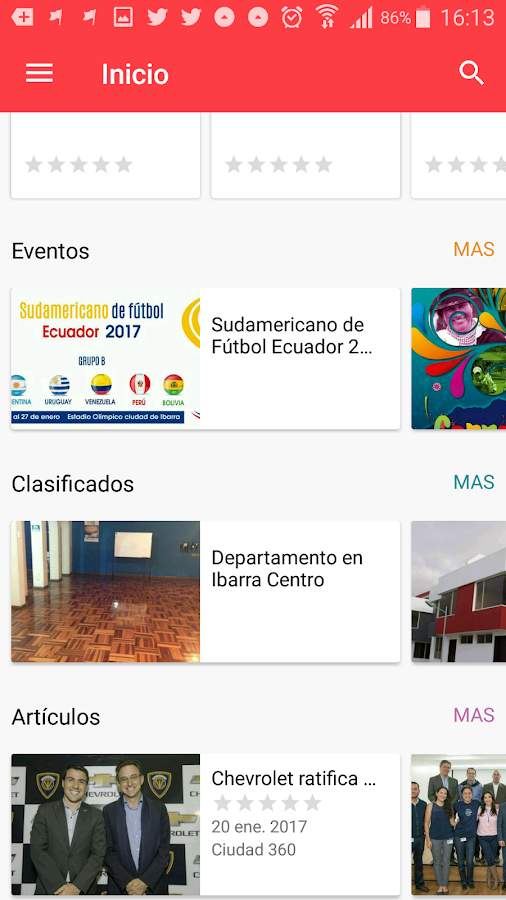 Ciudad 360- screenshot