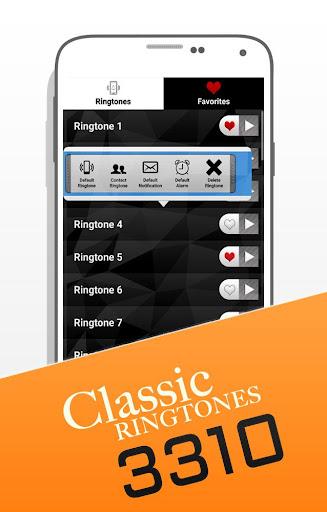 3310 Ringtone old generation - USA - 1.55.5 screenshots 2