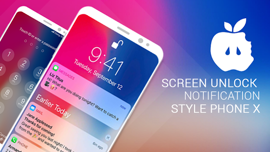 App iLauncher for Phone X and Phone 8 Plus APK for Windows Phone