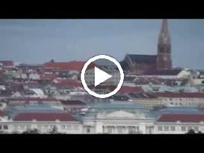 Video: austria, travel, gloriette, schonbrunn, vienna, wien