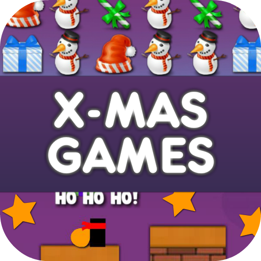 Christmas Games 2 in 1