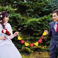 Wedding photographer Karina Kirpichnikova (Fotokirpichik). Photo of 15.10.2014