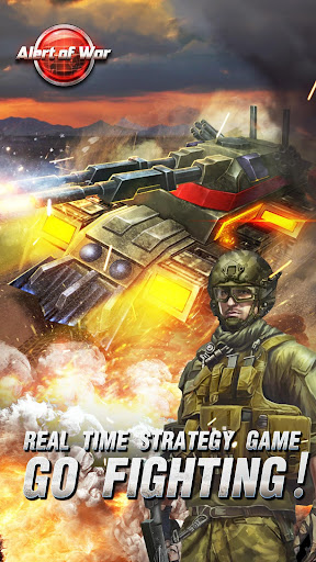 Alert of war: World Commander
