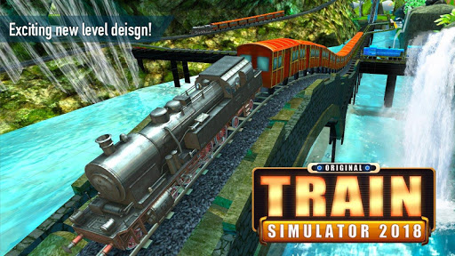 Train Simulator 2018 - Original  gameplay | by HackJr.Pw 10