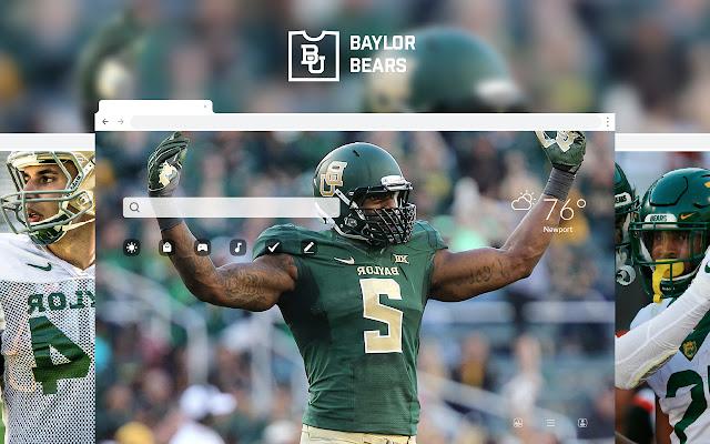 Baylor Bears Football HD Wallpapers