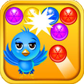 Birds POP Bubble Shooter game
