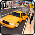 Taxi Driver 3D icon