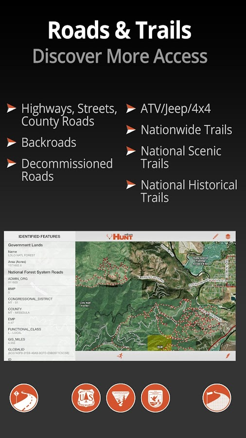 HUNT App: Hunting GPS Maps- screenshot