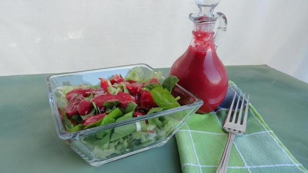 Pick Your Berry Vinaigrette Recipe
