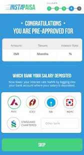 InstaPaisa Personal Loan screenshot