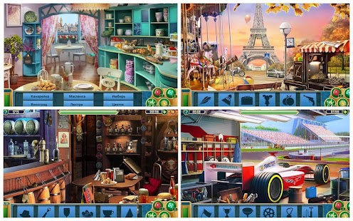 Secret Europe: Hidden Object- screenshot thumbnail