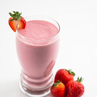 Banana Strawberry Smoothie Without Milk Recipes